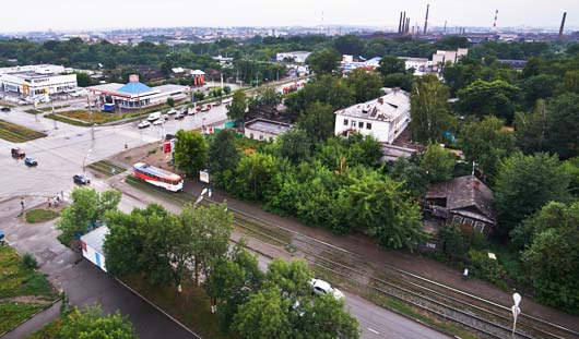 В августе дорожники Ижевска начинают расширение улицы Карла Маркса