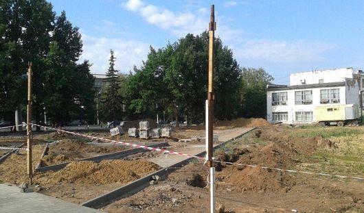 В Ижевске установят памятник первой учительнице