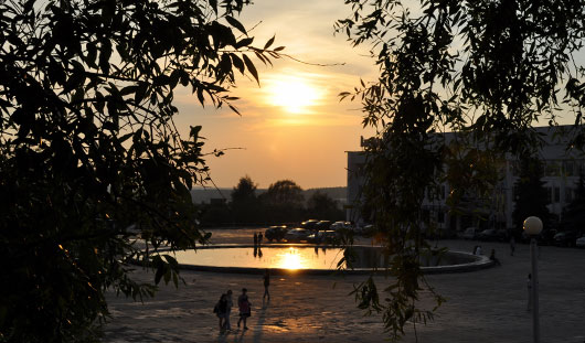 Август в Ижевске будет теплее нормы