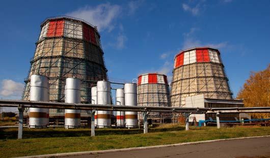 Массового отключения горячей воды в Ижевске из-за ремонта на ТЭЦ-2 не будет