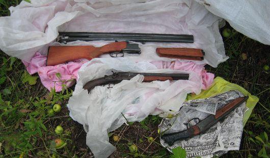 Ижевский наркодилер попался на хранении оружия