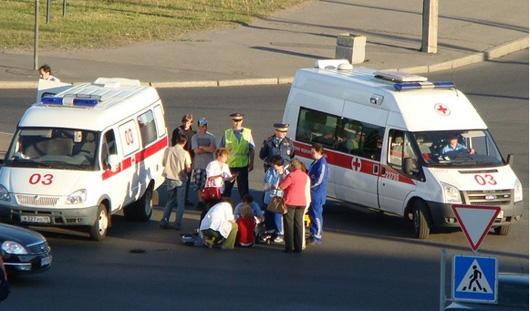 В Ижевске за утро 5 августа сбили 2 пешеходов