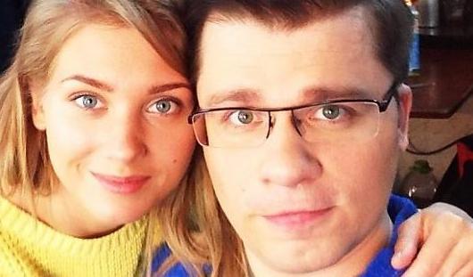 Гарик Харламов и Кристина Асмус объявили, что они женаты