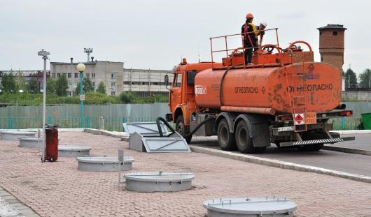 В России ожидается дефицит бензина