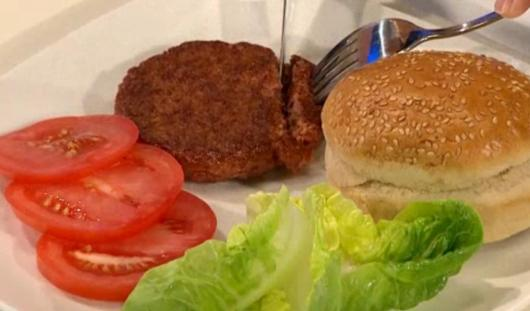 Голландец представил гамбургер за 250 тысяч евро