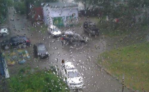 Лето в шапке и затянувшийся дождь: о чем говорят в Ижевске этим утром
