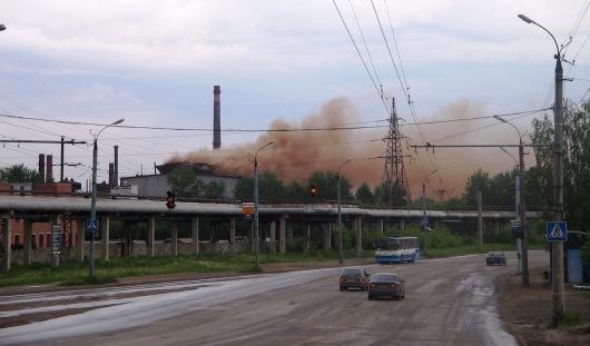 Ижевск занял 65 место в России по загрязнению атмосферы