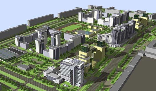 Как будет строиться Ижевск в ближайшие годы