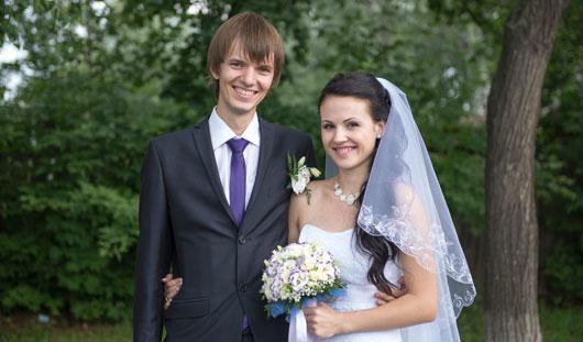Ижевские молодожены: На свадьбу потратили много, можно было машину купить
