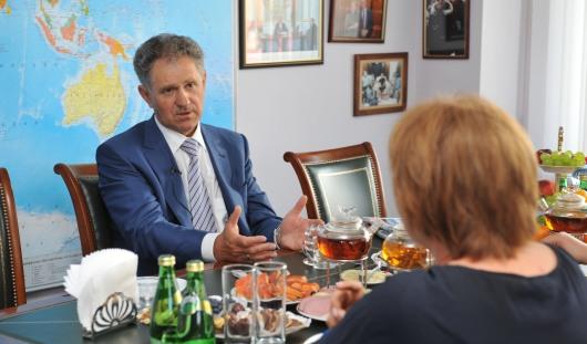 Президент Удмуртии стал самым «открытым» политиком в ПФО