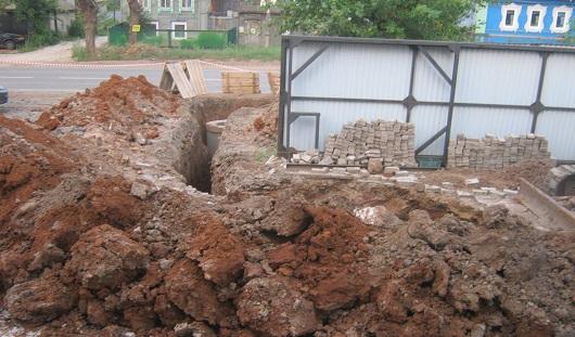 В Ижевске мужчина погиб под обвалившейся трехметровой стеной