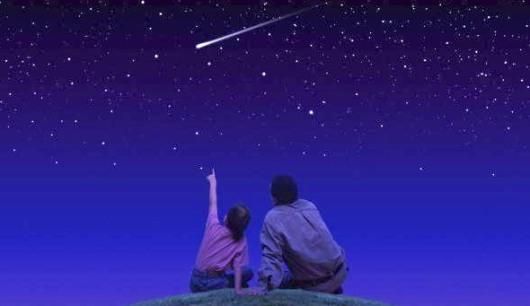 Августовский звездопад достигнет пика в ночь на вторник
