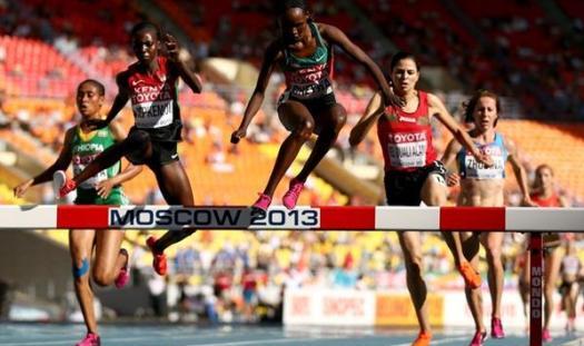 На Чемпионате мира по легкой атлетике разыграли первые медали