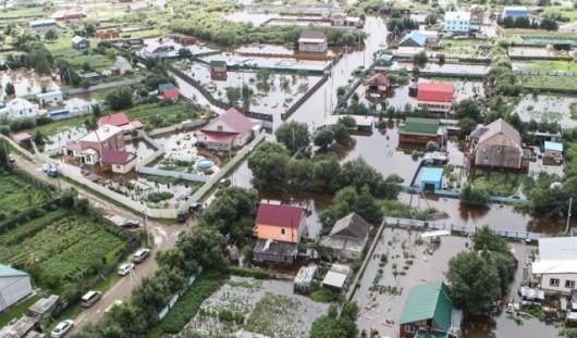 Ущерб от наводнения в Амурской области оценили в 3 миллиарда рублей