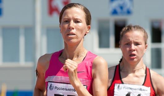 Как спортсменка из Удмуртии готовится к Чемпионату мира по легкой атлетике