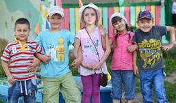 Детская неожиданность: а что бы вы нарисовали на домах в Ижевске?