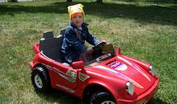 В зоопарке Ижевска детей будут учить ездить на машинах