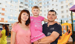 В Ижевске появится 901 квартира для молодых семей