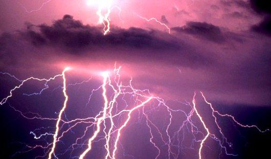Вечером 15 августа в Ижевске ожидаются грозы и град