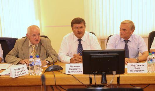 В Ижевске избрали вице-президента Союза Российских оружейников