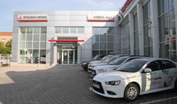 «Автосалон Mitsubishi Комос – Авто по-новому»