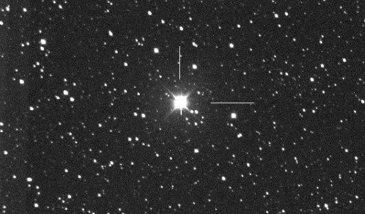 Ижевчане могут наблюдать новую звезду в созвездии Дельфина