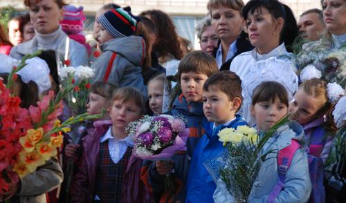 День знаний в Ижевске перенесут на 2 сентября