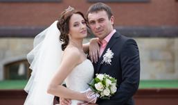 Ижевские молодожены: Невеста из Новосибирска нашла любовь в Ижевске