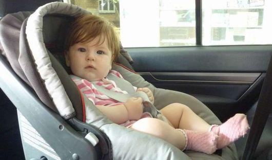 С 1 сентября перевозить ребенка без детского кресла в Ижевске станет в шесть раз дороже