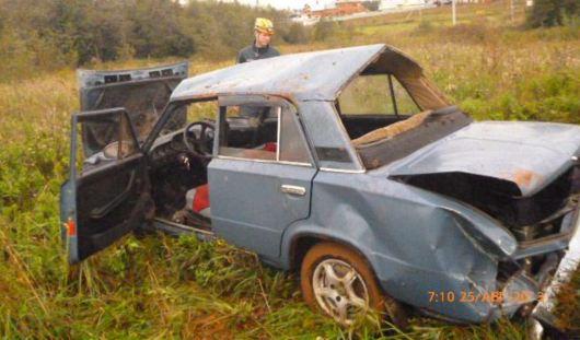 В Ижевске произошло два крупных ДТП