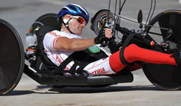 Спортсмен из Удмуртии завоевал третье место на Кубке мира по паравелоспорту