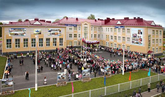 Удмуртия побила общероссийский рекорд по строительству новых школ