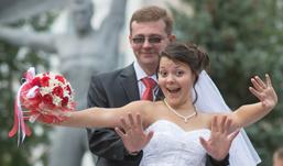 Ижевские молодожены: А пойдем, поженимся!