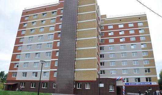 Новое общежитие для студентов открыли в Ижевске