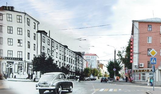 Почему улица Советская в Ижевске - это «Москва в миниатюре»?