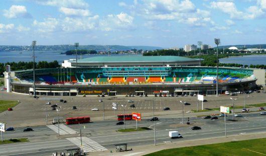 В Казани началась продажа билетов на футбольный матч сборных России и Люксембурга
