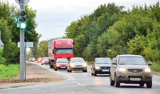 Какие изменения произошли на дорогах Ижевска