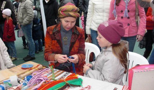 29 августа в Ижевске откроется Всероссийский фестиваль современного народного ткачества