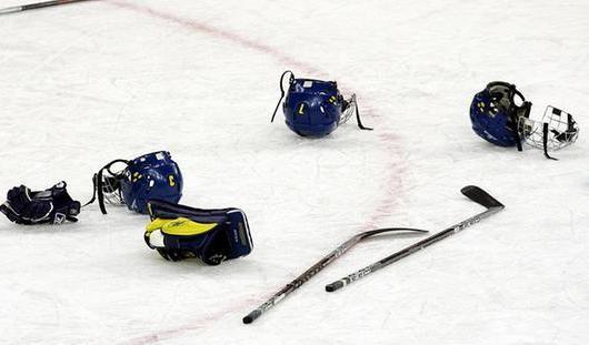 Молодежная команда «Ижстали» отменила предстоящий хоккейный матч из-за смерти игрока