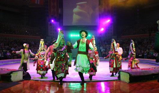 1 сентября в Ижевске состоится масштабный Вечер танцев народов мира
