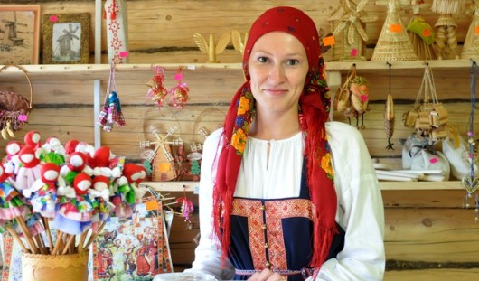 «Бурановский фестиваль» в Удмуртии: в музее-заповеднике «Лудорвай» прошло народное гулянье «Юмшан»