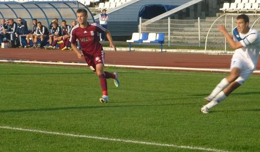 Ижевские футболисты не смогли выиграть у саранского клуба «Мордовия»