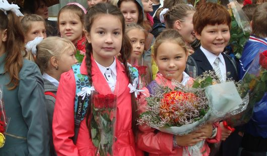 День знаний и разрисованный город: о чем сегодня утром говорят в Ижевске