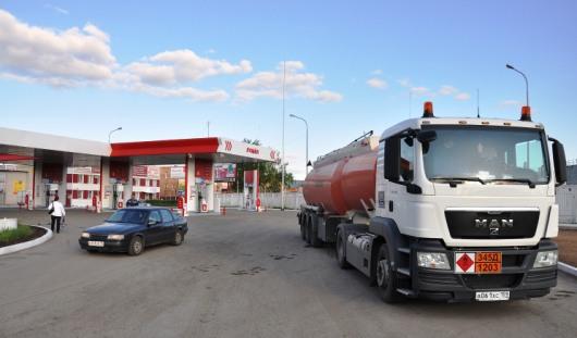 Цены на бензин приостановили свой рост в Удмуртии
