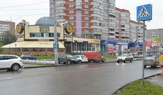 Перенос «зебр» на кольце Пушкинская – Либкнехта в Ижевске вызвал неразбериху