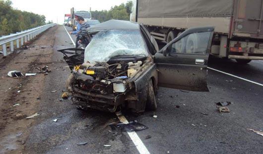 5 человек пострадали при столкновении 3 авто в Удмуртии
