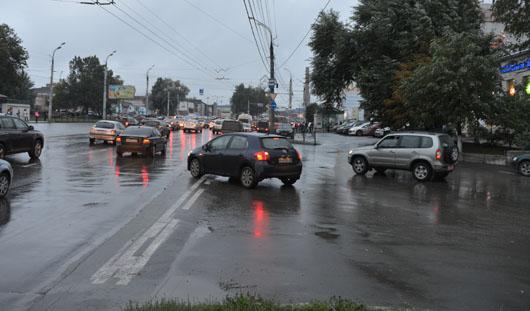Прямой выезд от «Авроры Парк» на Удмуртскую в Ижевске закроют