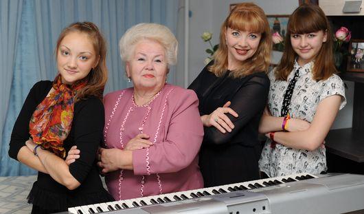 В борьбе за миллион семья из Ижевска участвует в ТВ-проекте «Наш выход»