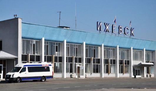 Ижевский аэропорт закрыли на полтора часа из-за предмета, похожего на бомбу