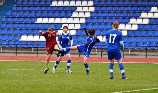 Женский футбольный клуб «Зенит-Ижевск» сыграет с казанской командой «Мирас»